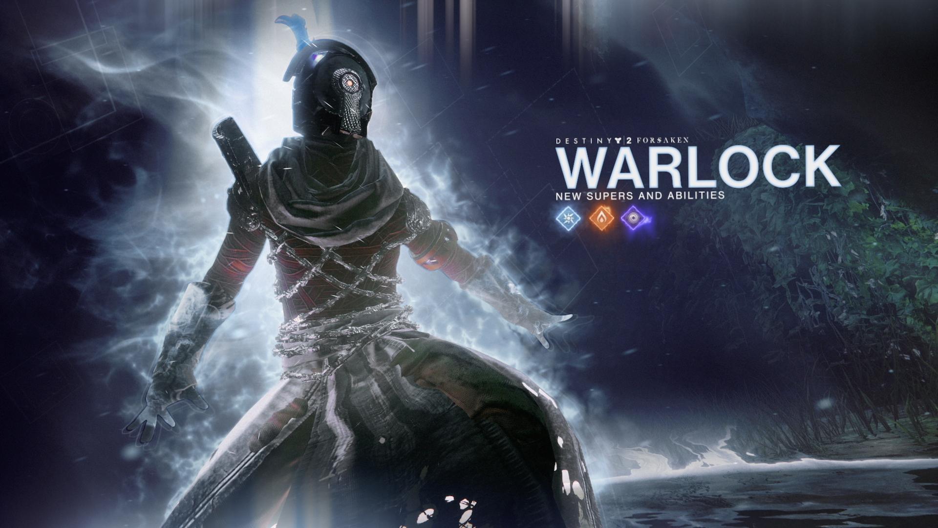 destiny 2 forsaken warlock